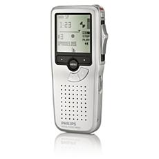 LFH9380/27 -   Pocket Memo Registratore per dettatura digitale