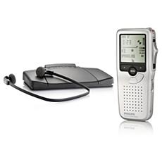 LFH9398/00 -   Pocket Memo Zestaw do nagrywania i transkrypcji