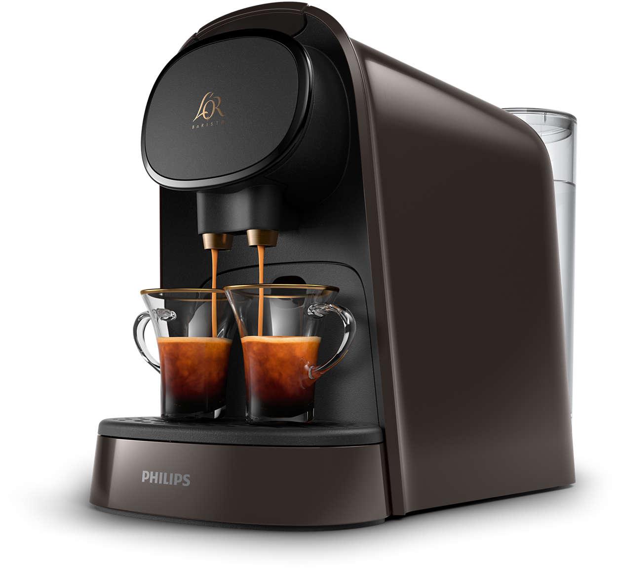Doble Espresso, Doble Placer