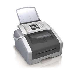 Fax avec téléphone et copieur