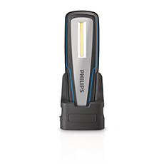 LPL12X1 LED Inspection lamps Ladattava ja telakoitava RCH20-valo