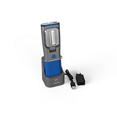 LPL34UVX1 LED Inspection lamps RCH31 laddningsbar UV-lampa med dockning