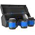 MatchLine 3-moduls LED-lampa med färgkontroll MDLS CRI