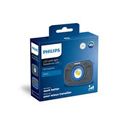 PJH10 Портативний регульований світлодіодний прожектор