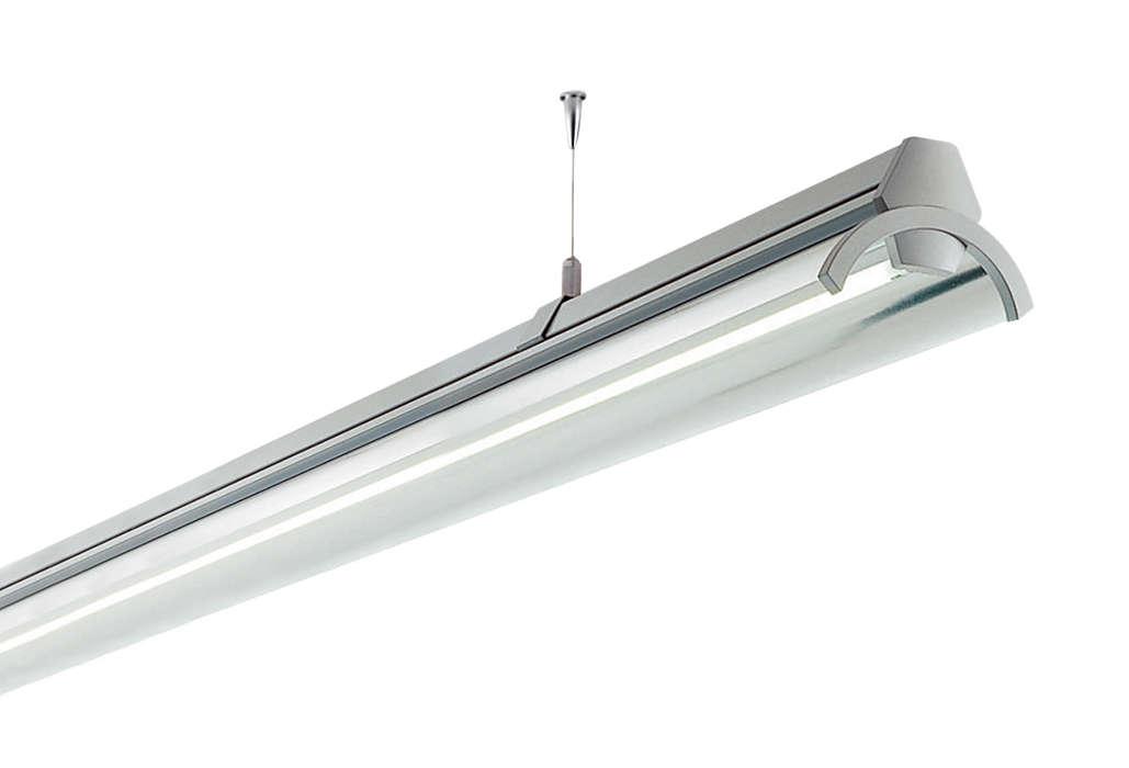 Maxos TL5 standard trunking for LED