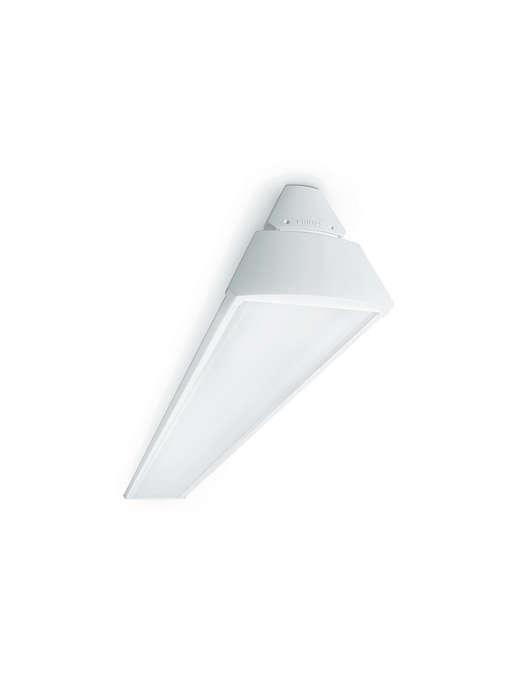Maxos TL5, facet reflectors and optics