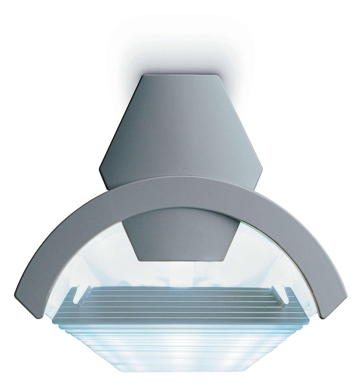 Maxos TL5, aluminum reflectors and optics