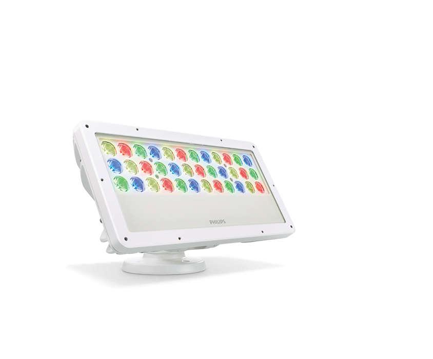 ColorBlast IntelliHue Powercore gen4