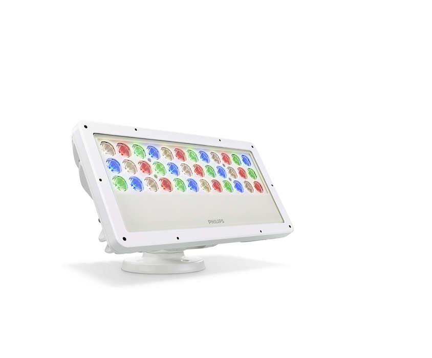 ColorBlast RGBA/RGBW Powercore gen4