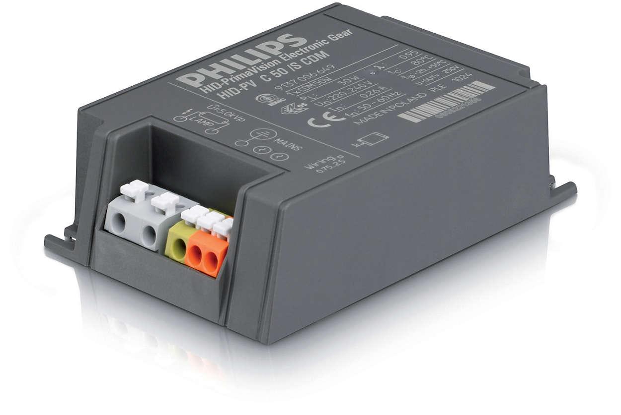 PrimaVision Compact for CDM