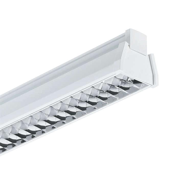 TTX400 TL5, GGX550 louvers and optics