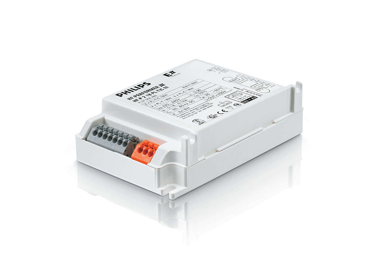 HF-Performer III for PL-T/C lamps