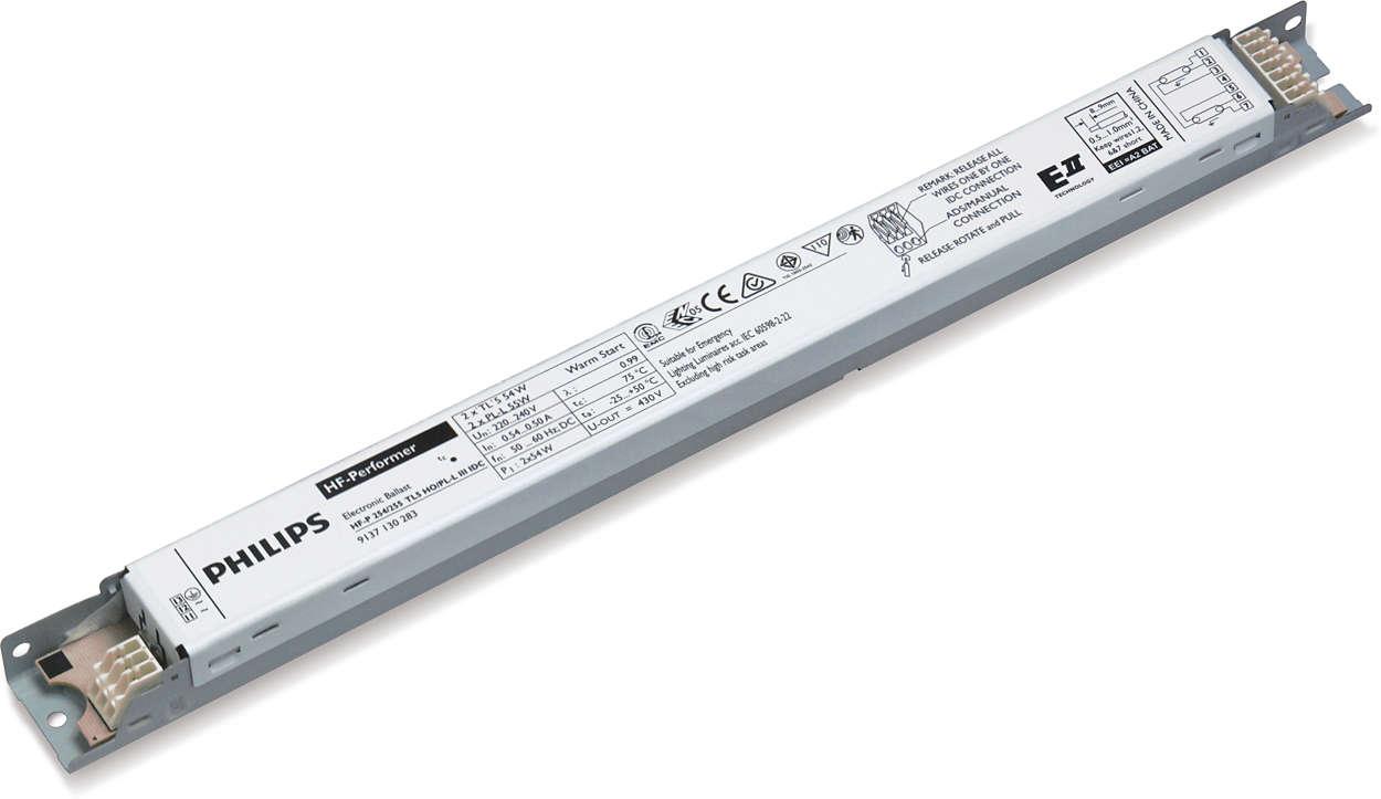 HF-Performer III для ламп TL5