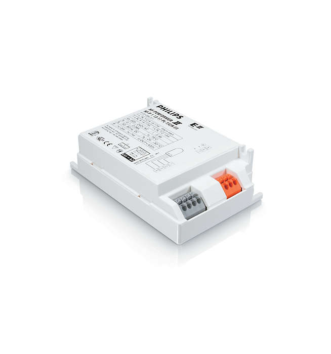 HF-Performer II for PL-T/C/R/L/TL5C lamps