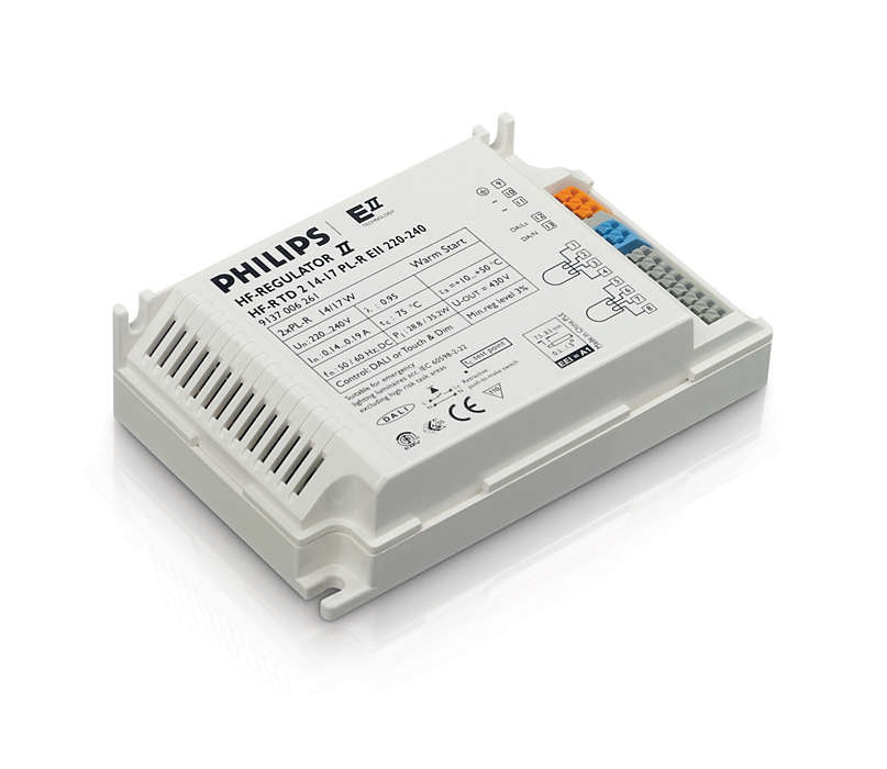 HF-Regulator Intelligent Touch DALI for PL-T/C and TL5C