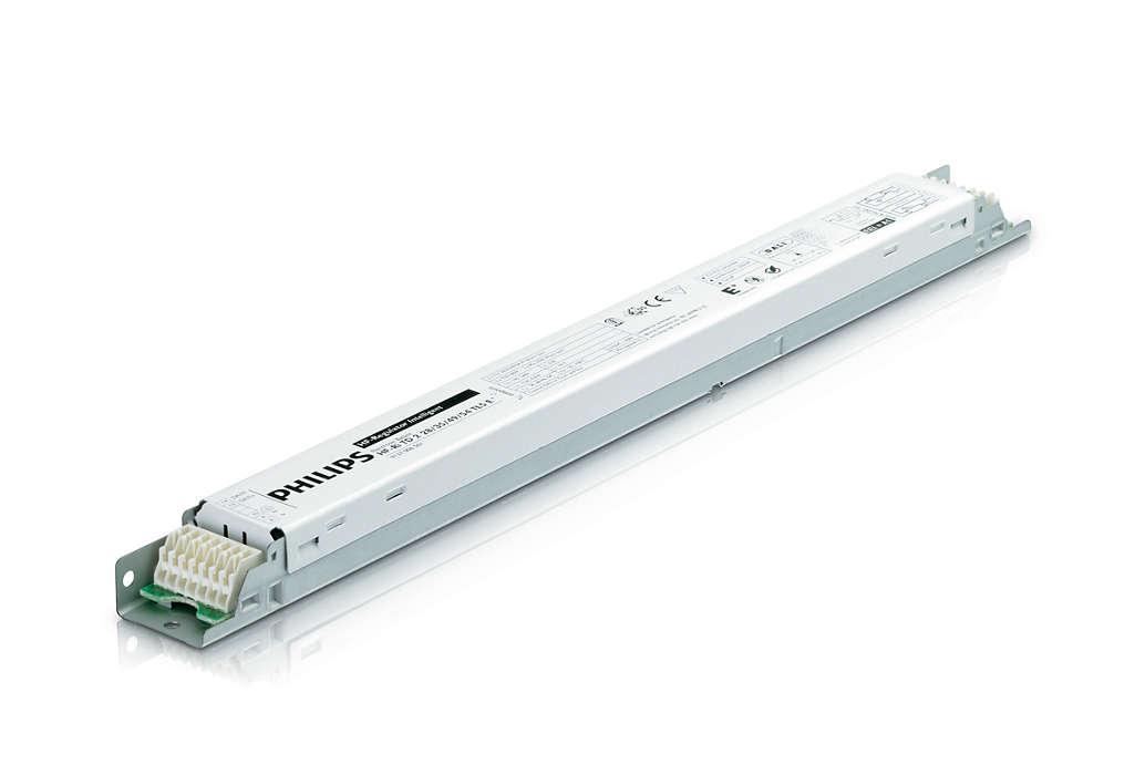 HF-Regulator Intelligent Touch DALI for TL5/TL-D/PL-L lamps