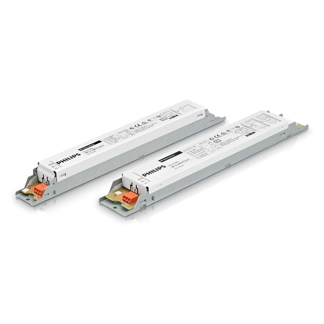 HF-Selectalume II for TL-D lamps