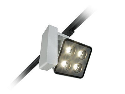 ExactEffect Compact, track and surface mounted