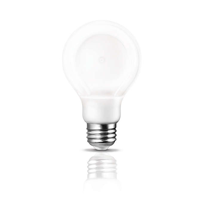 SlimStyle A-Shape Dimmable LED