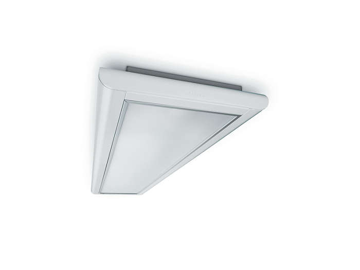SchoolVision TCS477, surface mounted