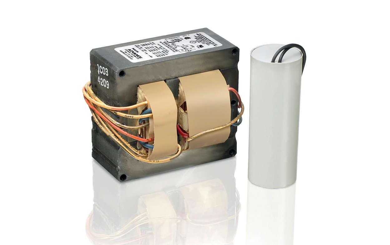 Core & Coil (71A) HPS < 200W