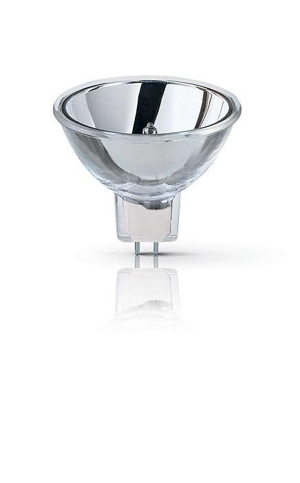 Halogen reflector