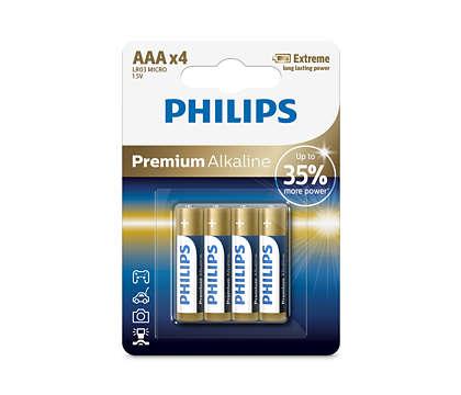 Наша найкраща лужна батарея!
