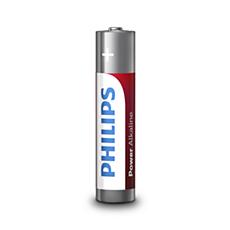 LR03P32FV/10 -   Power Alkaline Pile