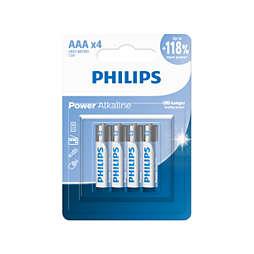 Power Alkaline Battery