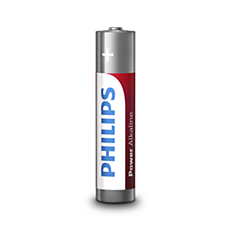 LR03P4F/10 Power Alkaline Батарея