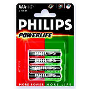 PowerLife Pila alcalina
