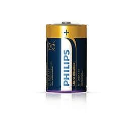Ultra Alkaline Baterai