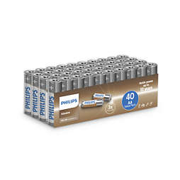 Power Alkaline Batéria
