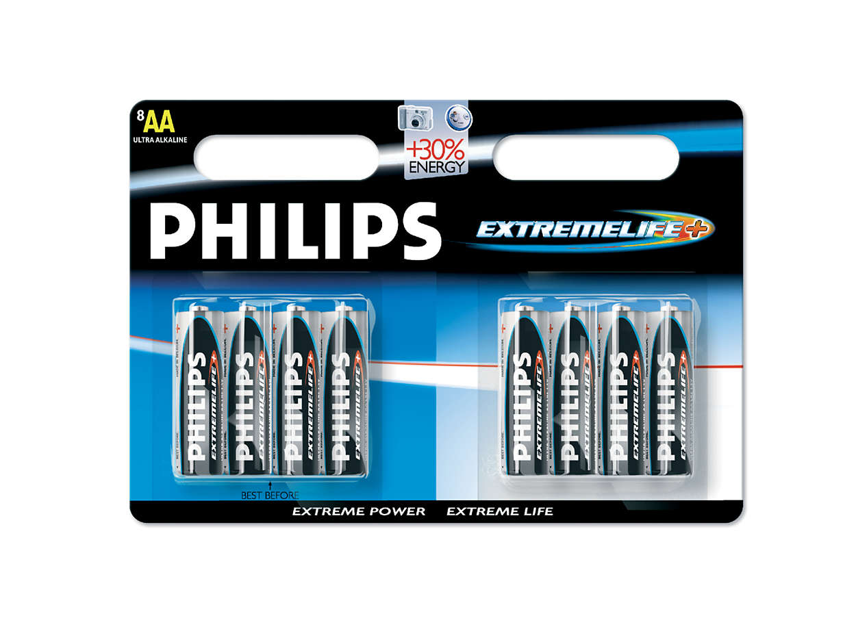 Extrémny výkon pre prístroje s vysokou energetickou náročnosťou