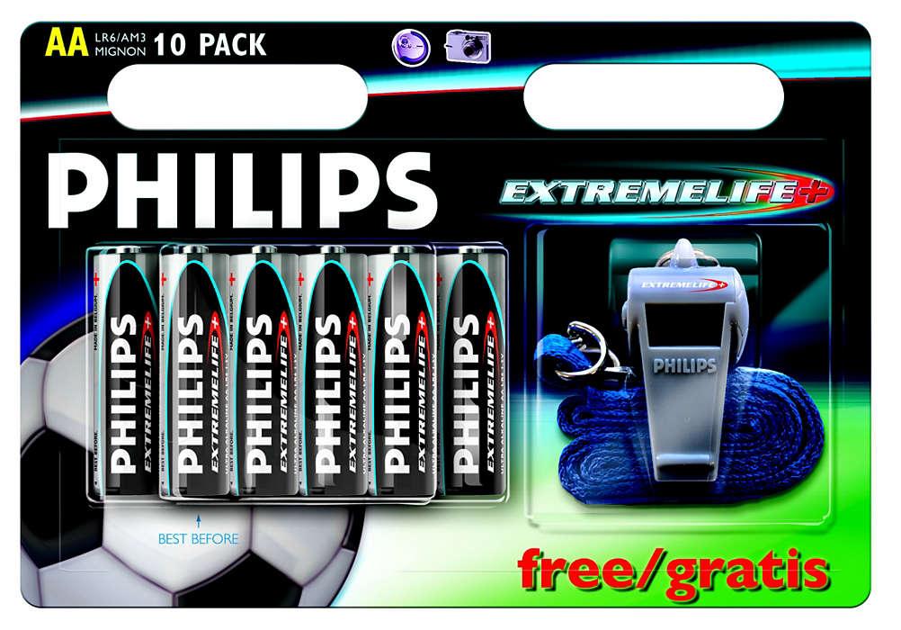 Energia extrema para os seus equipamentos mais exigentes