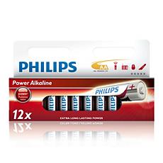 LR6P12W/00 PowerLife Batterie