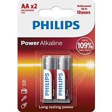 LR6P2B/94 -   Power Alkaline Battery