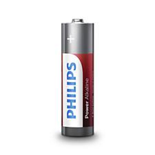 Batteries, chargeur et lampe de poche