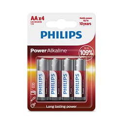 Power Alkaline Batterij