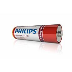 LR6P4D/27 Power Alkaline Batería