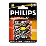 PowerLife Baterija