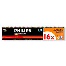 LR6PS16C/10 -   PowerLife Batteri