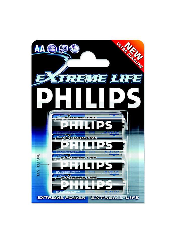 eXtreme Power för mycket energikrävande enheter