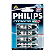 ExtremeLife Bateria