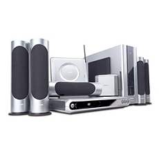 LX3750W/37  DVD home theater system