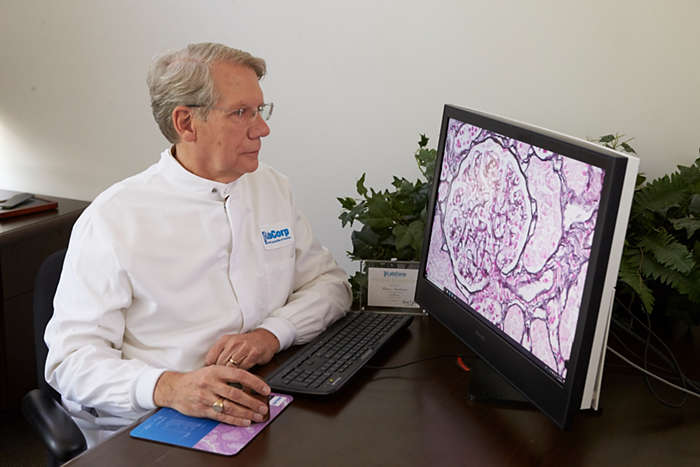LabCorp Philips IntelliSite Pathology Solution