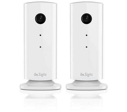 syst me de surveillance sans fil m100d 12 philips. Black Bedroom Furniture Sets. Home Design Ideas
