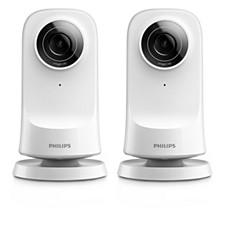 Kabellose IP-Kamera
