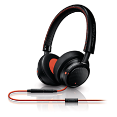 M1BO/00 - Philips Fidelio  On-ear headband headset