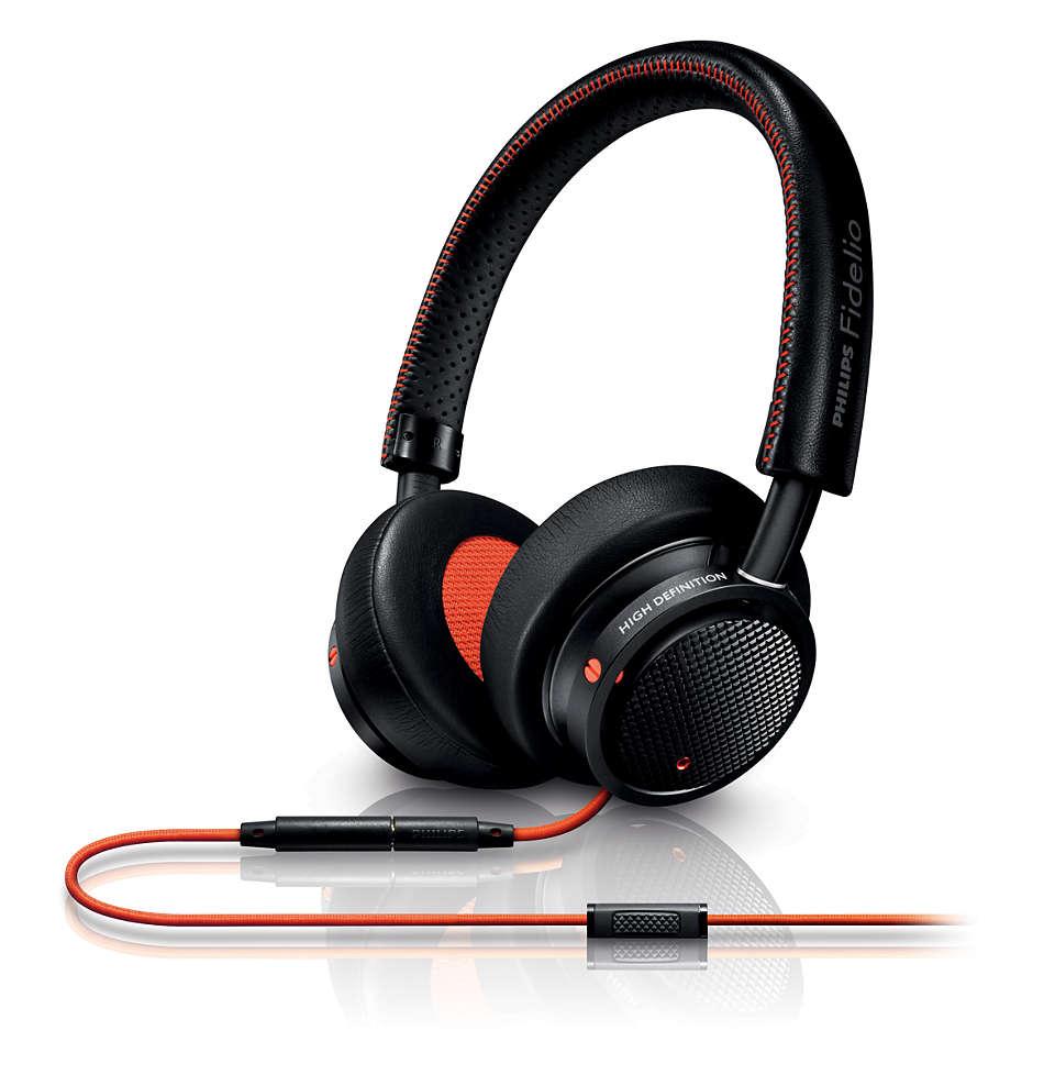 Audio ad alta fedeltà, dettagli studiati in modo meticoloso